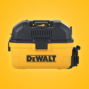 Dewalt Vacuums & Dust Extraction