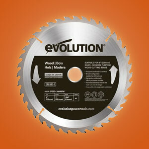 Evolution Cutting & Blades