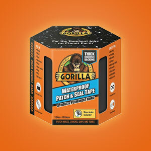 Gorilla Glue Tapes