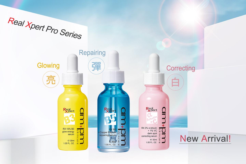 Platinum Bright Clear Essence  prevent reduce dark spot anti-aging borealg TG Ascorbyl glucoside B3