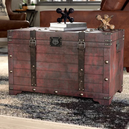 Spotlight: Trunk Style Coffee Tables