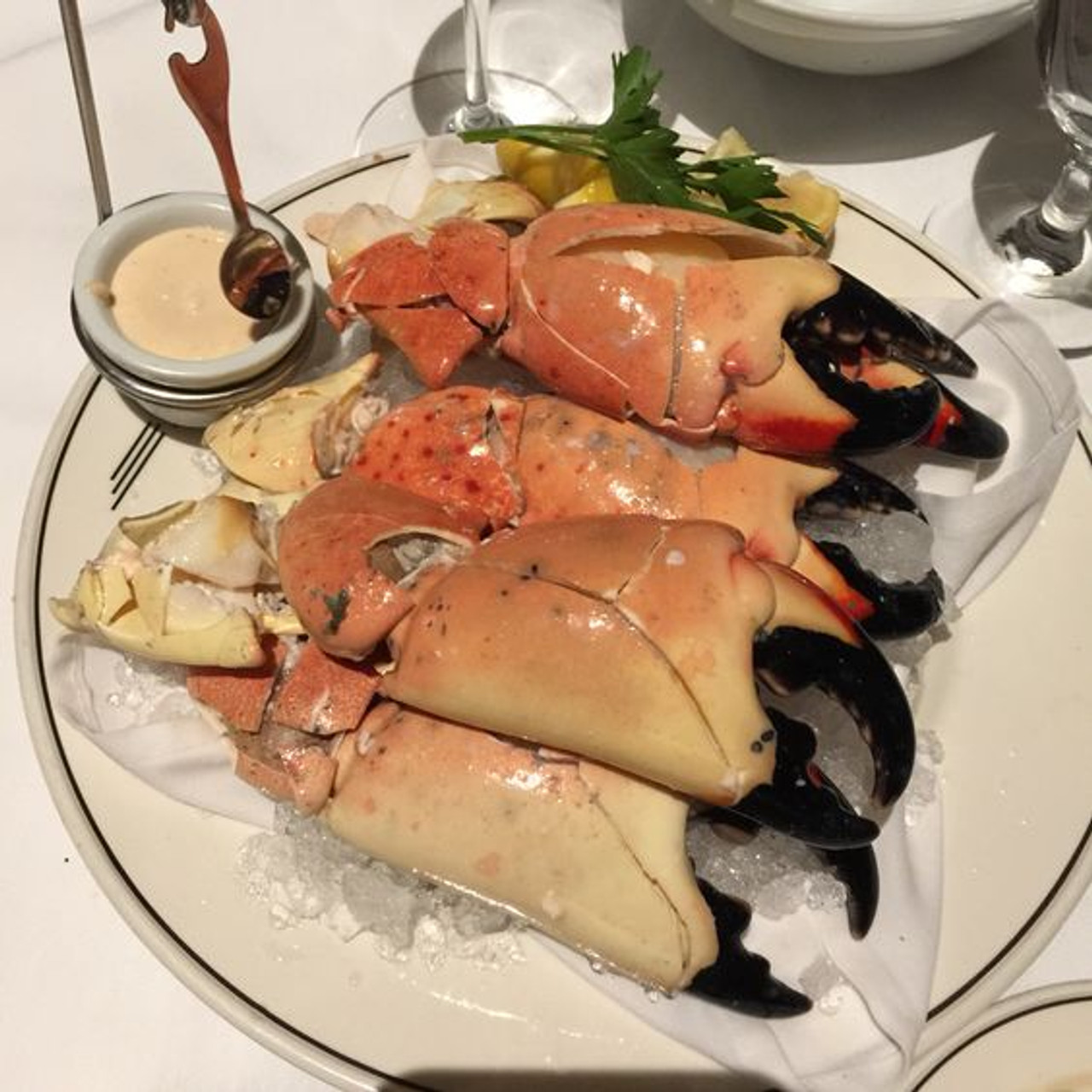 Stone Crab Claws Jumbo 1 Lb 2 4 Pieces