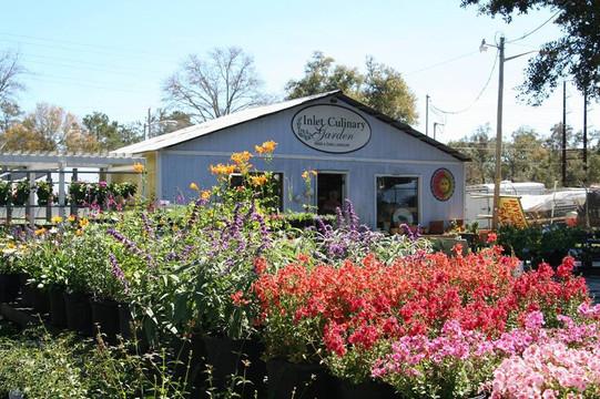 Inlet Culinary Garden