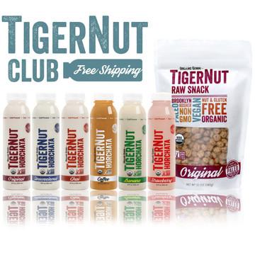 Organic Gemini TIGERNUT CLUB