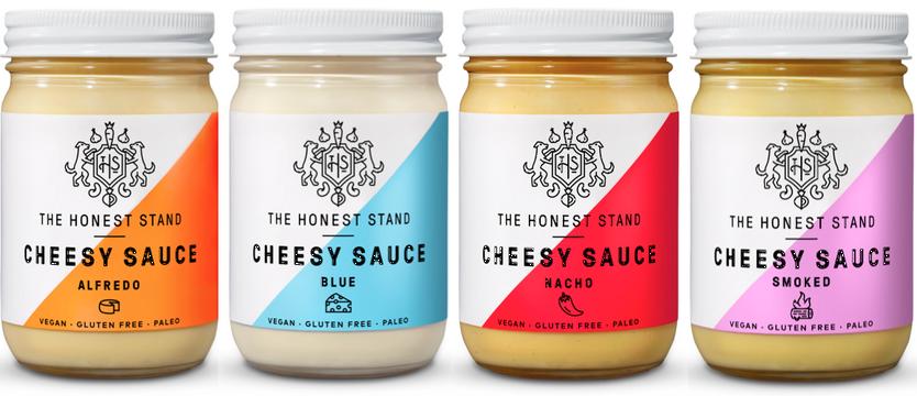 Cheesy Sauces