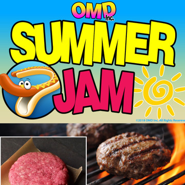 Summer Jam Labor Day at the BBQ