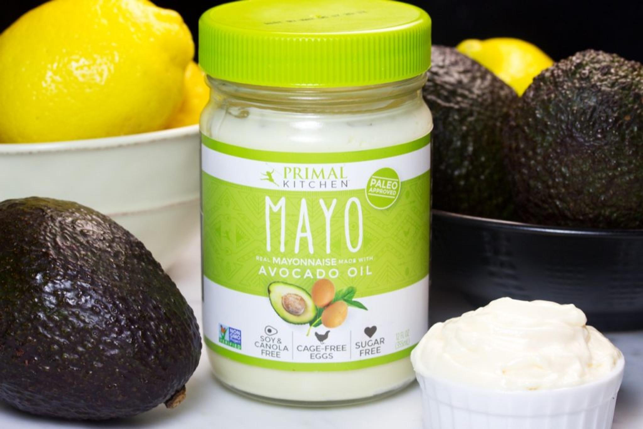 Primal Kitchen Mayo W Avocado Oil