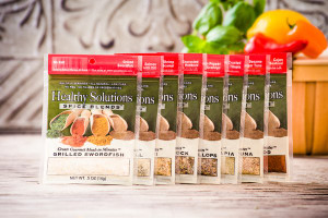 Seafood Spice Sampler - A collection of our seafood blends