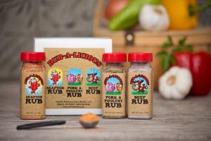 Rub-A-Licious Gift Pack - 3 rubs