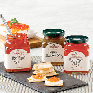 Pepper Jelly Collection - Stonewall Kitchen