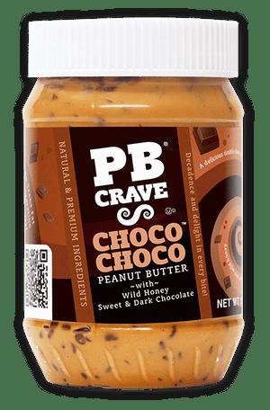 CHOCO CHOCO 3 PACK - Peanut Butter