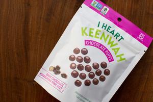 Chocolate Puffs, Dark Chocolate Himalayan Pink Salt (2.5oz)