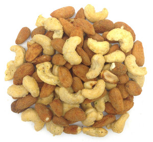 Organic Raw Sprouted Buffalo Almonds & Ranch Cashews