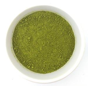 Organic Raw Matcha Green Tea Leaf Powder (Food-Grade)
