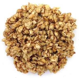 Organic Raw Sprouted Coconut Crusted Macadamia Nuts