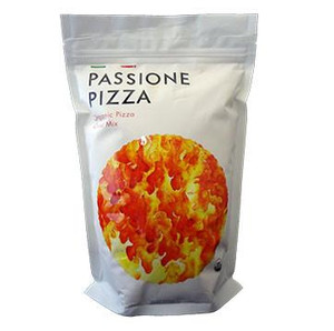 Passione Pizza Organic Pizza Dough Crust Mix
