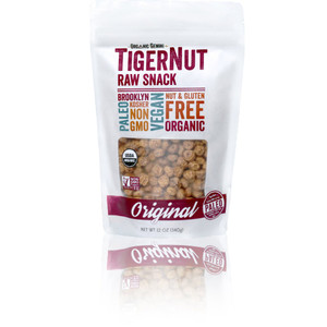 TIGERNUT RAW SNACK