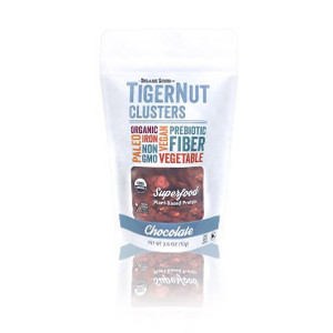 TIGERNUT CLUSTERS - CHOCOLATE