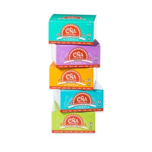 ONA BULK, 5 CASES - various flavors