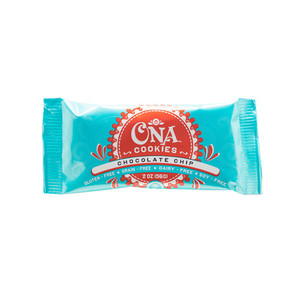 ONA CHOCOLATE CHIP COOKIES - 12 pack