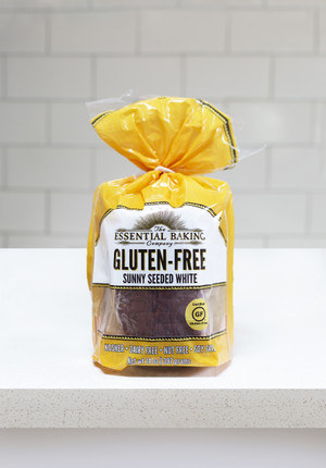Gluten-Free Sunny Seeded White Bread - Case of 6 - Essential Baking