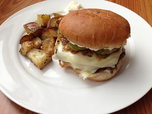Oklahoma Fried Onion Burgers
