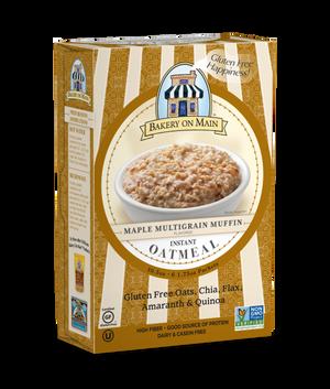Maple Multigrain Muffin Flavor Instant Oatmeal