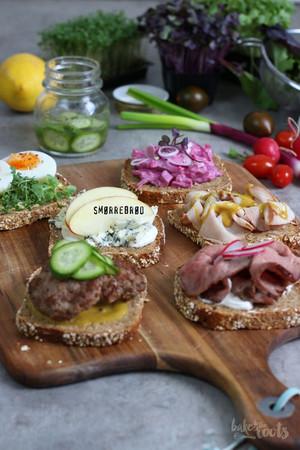Scandinavian & Southern Style Smørrebrød