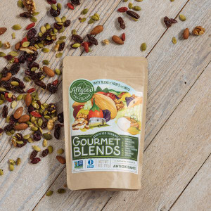 GOURMET BLENDS Antioxidant Healthy Snacks