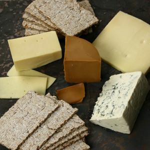 Scandinavian Cheese Assortment