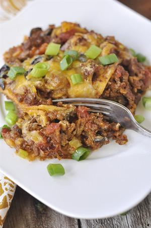 Tortilla Casserole