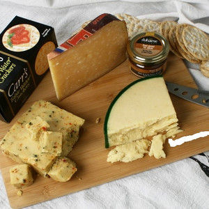 For The Cheesy Guy Cheese Board Gift Set