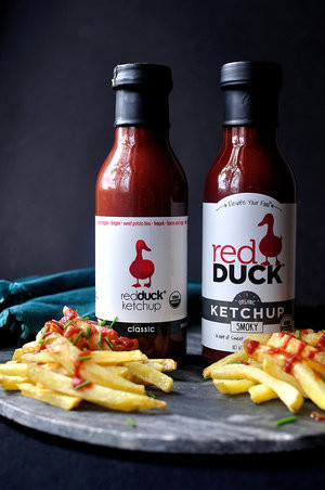Smoky Ketchup - Red Duck