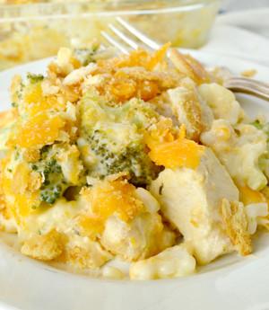 Chicken, Broccoli & Rice Casserole - 2 of 1 1/2 lbs each