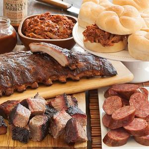 ULTIMATE SUPER SAMPLER - Jack Stack Barbecue