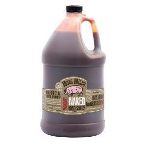 WHOMP! Naked BBQ Sauce (GF) - 1 Gallon - Meat Mitch
