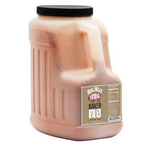 Naked Rub - All Natural - 7 Lbs - Meat Mitch