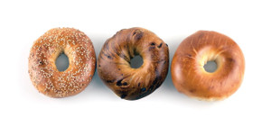 The Pelham Line Bagels - 1 dozen + 3 free