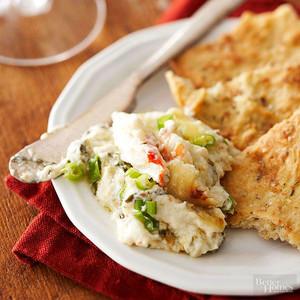 Crab and Horseradish Havarti Dip