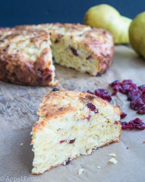 Nokkelost Cheese Bread - 1 pan loaf