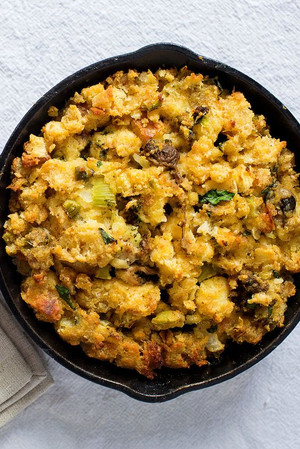 Oyster Dressing Stuffing