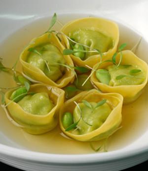 Edamame Dumplings - 50 pieces per tray