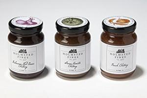 Chutney Gift Trio (5 oz jars) - Holmsted Fines