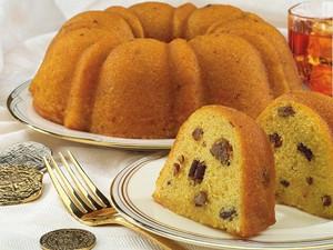 Island Rum Cake