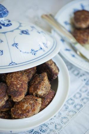 Danish Meatballs (Frickadeller) per 1 lb