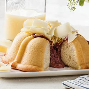 Tart Jane - Vanilla Pound Cake with the Perfect Balance of Tart