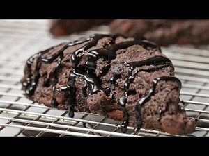 Triple Chocolate Scones - 1 Dozen