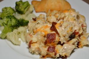 Chicken, Bacon & Ranch Casserole - 2 of 1 1/2 lbs each