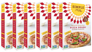 Simple Mills Pizza Dough Mix - Case of 6