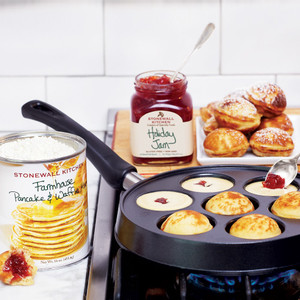 Holiday Pancake Puff Kit